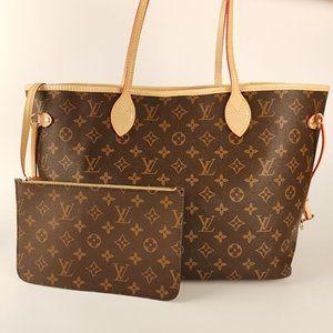 """NWT"" LV NEVERFULL MM Handbag"